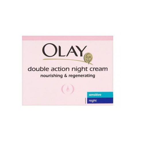 Olay Double Action Night Cream - Sensitive Skin - 50ml