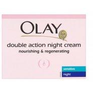 Olay Double Action Night Cream - Sensitive Skin - 50ml