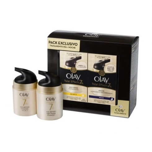 Olay Total Effect Day And Total Effect Night Set 2 Pieces