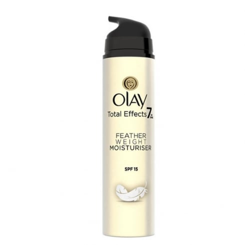 Olay Total Effects 7 In 1 Feather Weight Moisturizer SPF15 50ml