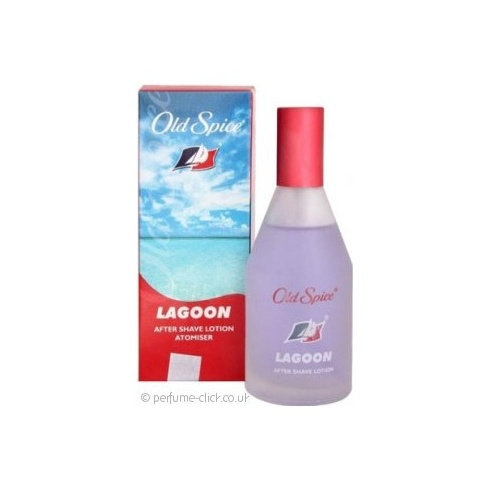 Old Spice Lagoon 100ml After Shave Lotion