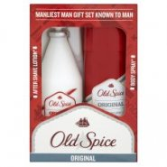 Old Spice Original 100ml After Shave Lotion / 150ml Deodorant Spray