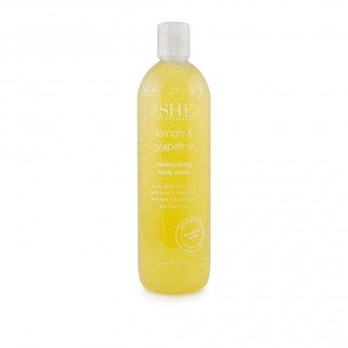 Om She Mango & Orange Body Wash 500ml