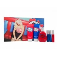 OMG LOVED UP 6PC GIFT SET          100ML EDT SPRAY 150ML BODY WASH