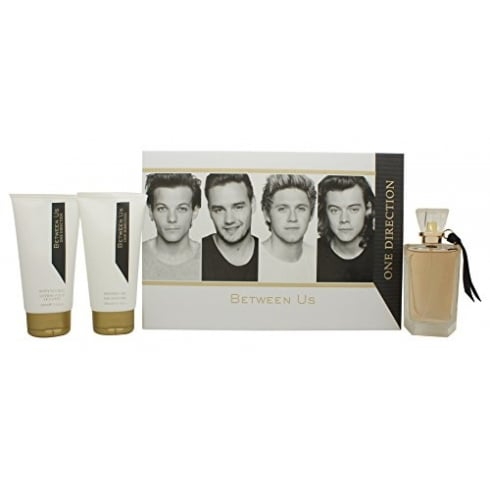 One Direction 1D BETWEEN US EDP 100ML + BL 150ML + S/G 150ML