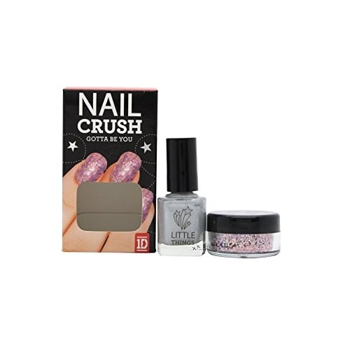 One Direction Gotta Be You 3D Nail Effects Gift Set Nail polish 6ml + Glitter