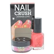 One Direction Nail Crush Summer Love 3D Nail Effects Gift Set Nail polish 6ml + Glitter