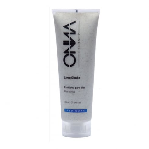 Onna Therapy Lime Shake Foot Scrub 250ml