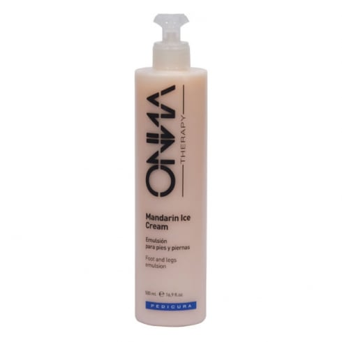 Onna Therapy Mandarin Ice Cream Feet And Legs Emulsion 500ml