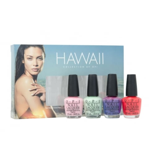 OPI HAWAII 4 X 3.75ML