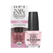 OPI NAIL ENVY PINK TO ENVY  NAIL   STRENGTHENER 15ML