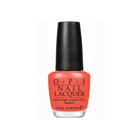 OPI Nail Lacquer 15ml - Are We There Yet?