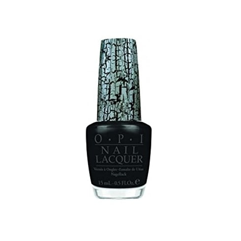 OPI Nail Lacquer 15ml -  Black Shatter