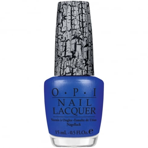 OPI Nail Lacquer 15ml - Blue Shatter