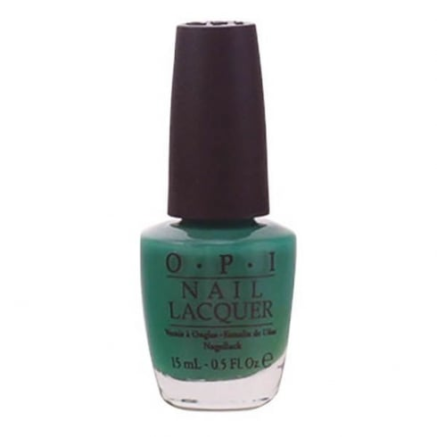 OPI Nail Lacquer 15ml - Jade Is The New Black