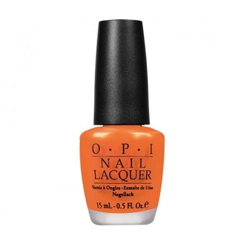 OPI Nail Lacquer 15ml - Orange You Stylish