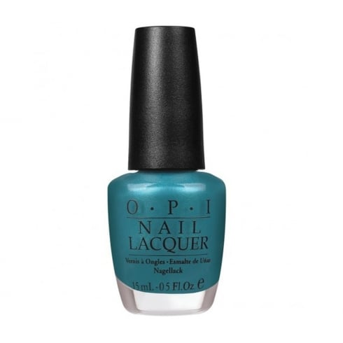 OPI Nail Lacquer 15ml - Teal The Cows Come Home
