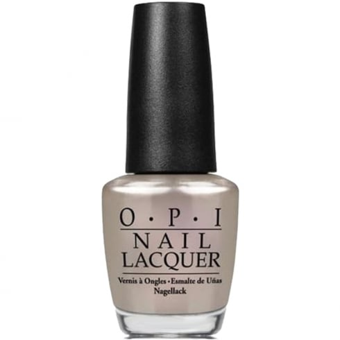 OPI Nail Lacquer 15ml - This Silver's Mine