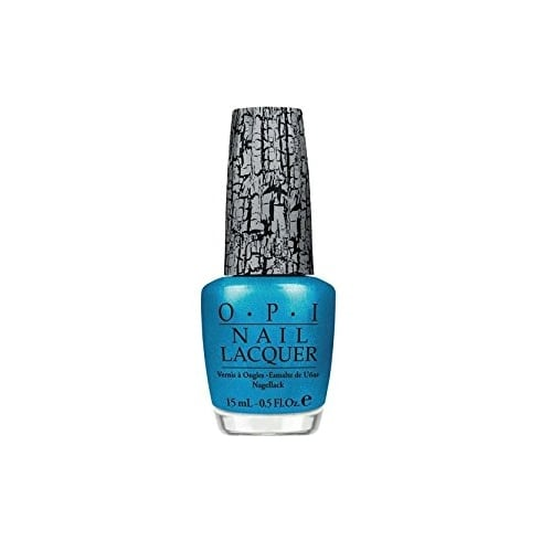 OPI Nail Lacquer 15ml - Turquoise Shatter