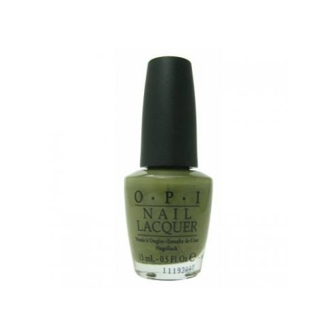 OPI Nail Lacquer 15ml Uh Oh Roll Down the Window