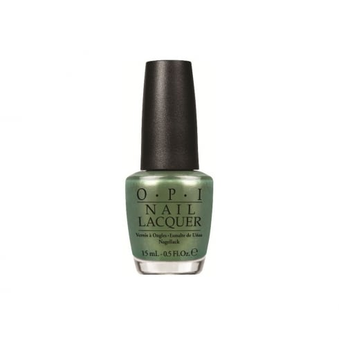 OPI Nail Lacquer 15ml - Visions of Georgia Green