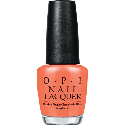 OPI Nail Lacquer 15ml - Where Did Suzi's Man Go?