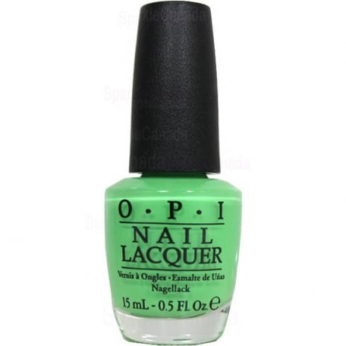 OPI Nail Lacquer 15ml - You Are So Outta Lime!