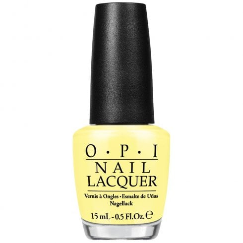 OPI Nail Lacquer Nlr67 Towel Me About It 15ml