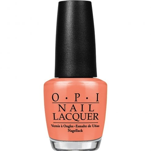 OPI Nail Lacquer R68 I M Getting A Tan Gerine 15ml