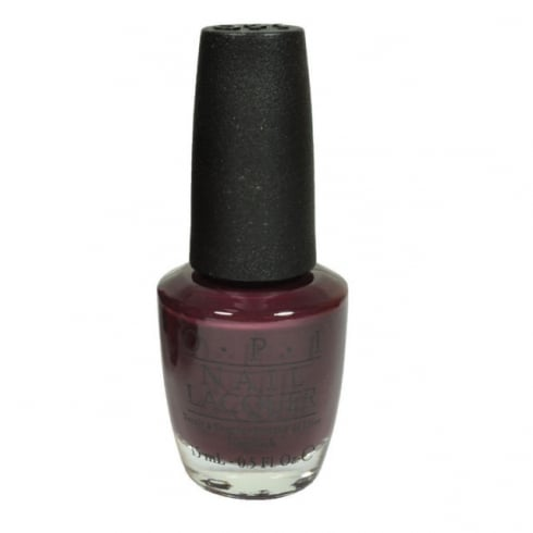 OPI Nail Polish Sleigh Parking Only