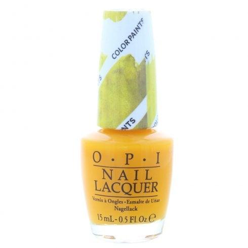 OPI Primarily Yellow Nlp20 15ml Nail Polish