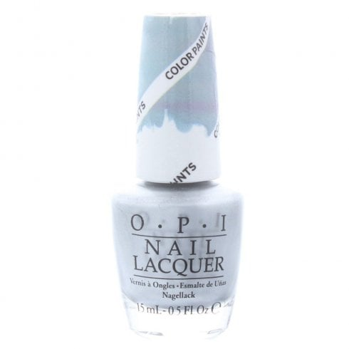 OPI Silver CanvAS Undercoat Nlp19 15ml Nail Polish