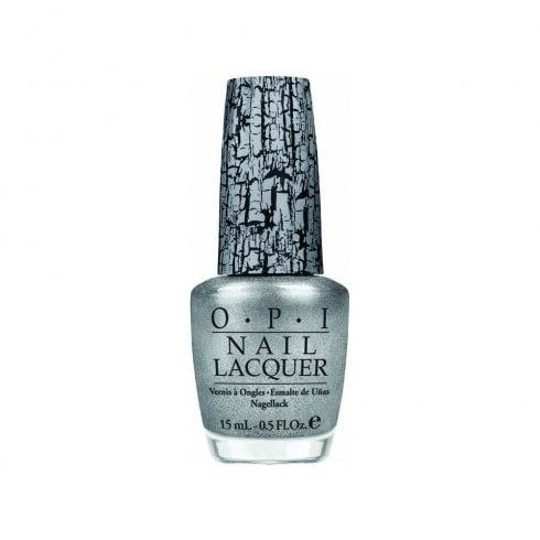 OPI Silver Shatter 15ml Nail Polish