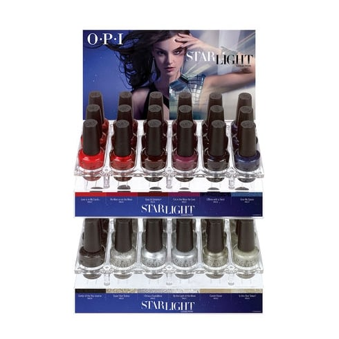 OPI STARLIGHT 12PCS DISPLAY HRG04