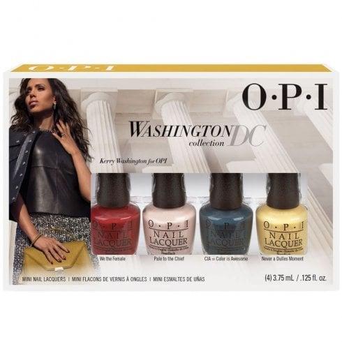 OPI Washington Dc Collection 4 X 3.75ml