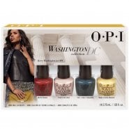 OPI Washington Dc Collection 4 X 3.75ml