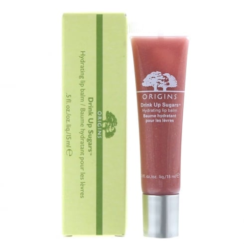 Origins DRINK UP SUGARS LIP BALM #0TAFFY TWINKLE 15ML