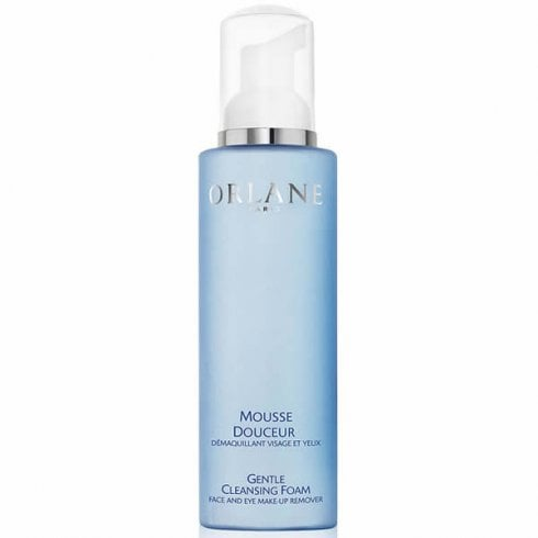 Orlane Daily Sti. Gentle Cleansing Foam Face And Eyes Make-Up Remover