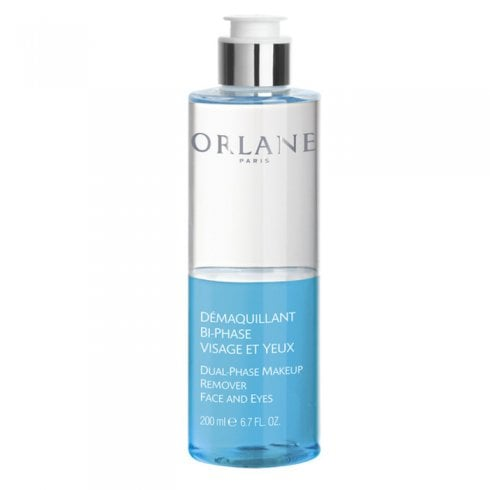 Orlane Dual-Phase Cleansing Face And Eyes Bottle 200ml