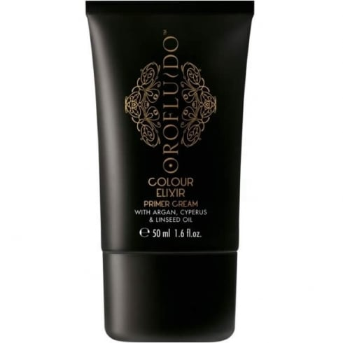 Orofluido Colour Elixir Primer Cream With Argan Oil 50ml