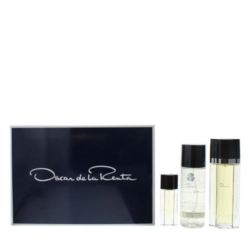 Oscar De La Renta Oscar Edt 100ml - Body Mist 250ml -Mini