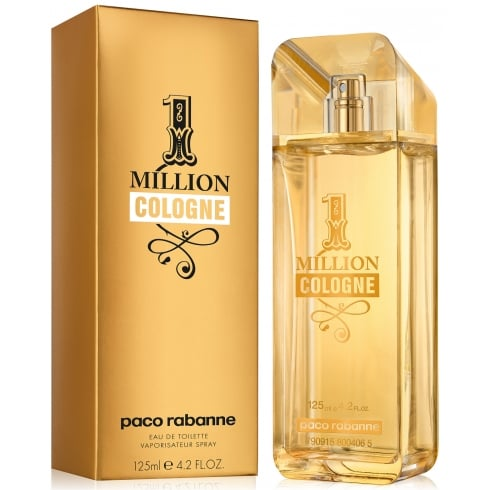 Paco Rabanne 1 Million Cologne 125ml EDT Natural Spray