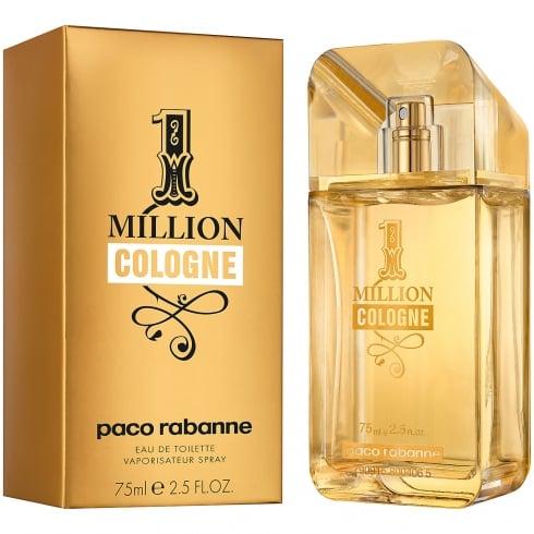 Paco Rabanne 1 Million Cologne 75ml EDT Natural Spray