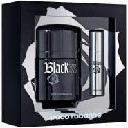 Paco Rabanne Black XS Gift Set 50ml EDT + 10ml EDT Spray