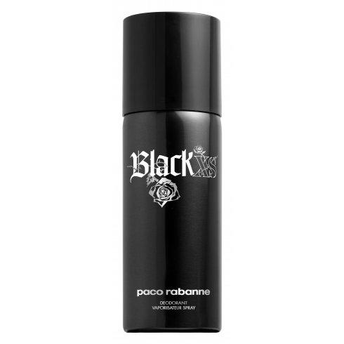 Paco Rabanne Black XS Men 150ml Deodorant Spray