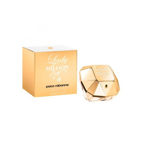 Paco Rabanne Lady Million 50ml EDT Spray