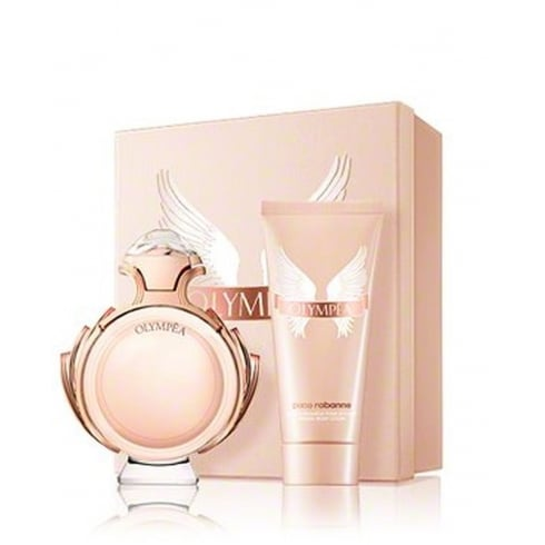 Paco Rabanne Olympea - 50ml Perfume Gift Set With 100ml Sensual Body Lotion.