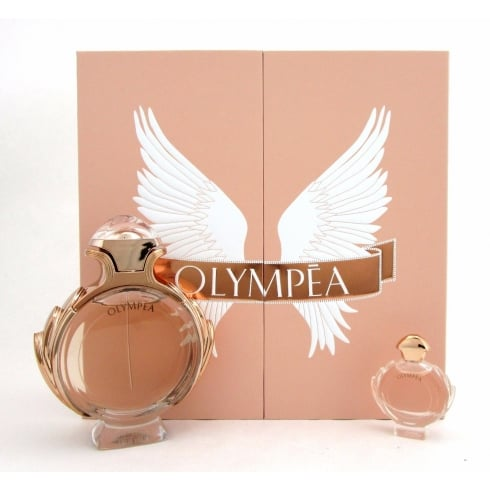 Paco Rabanne Olympea Gift Set 80ml EDP + 6ml EDP
