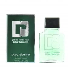 Paco Rabanne Pour Homme Aftershave Lotion 100ml