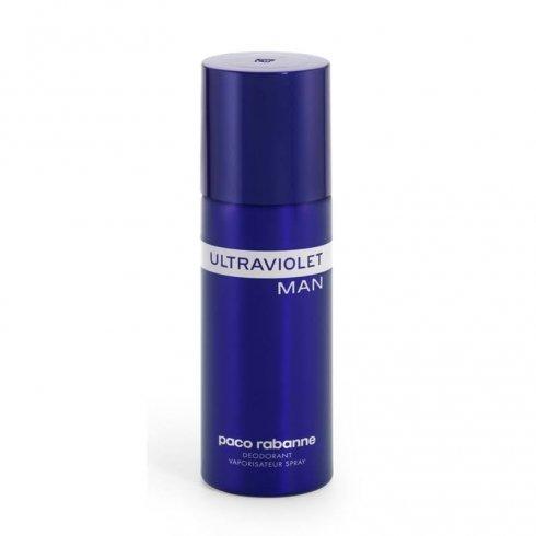 Paco Rabanne Ultraviolet Man 150ml Deodorant Spray